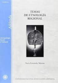 TEMAS DE ETNOLOGIA REGIONAL