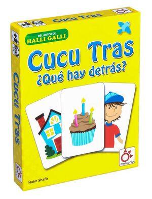 JUEGO MERCURIO CUCU TRAS
