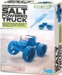 JUEGO 4M ECO ENGINEERING SALT-POWERED TRUCK
