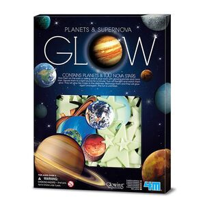 JUEGO 4M SUPER NOVA 100PZAS WITH PLANETS IN BOX
