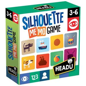 JUEGO HEADU SILHOUETTE MEMO GAME