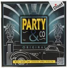 JUEGO DE MESA PARTY & CO ORIGINAL 20 ANIVERSARIO