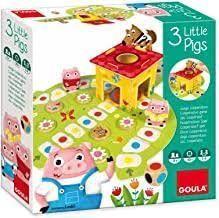 JUEGO COOPERATIVO 3 LITTLE PIGS