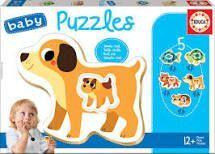 BABY PUZZLES EDUCA ANIMALES