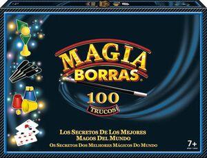 JUEGO EDUCA MAGIA BORRAS 100 TRUCOS