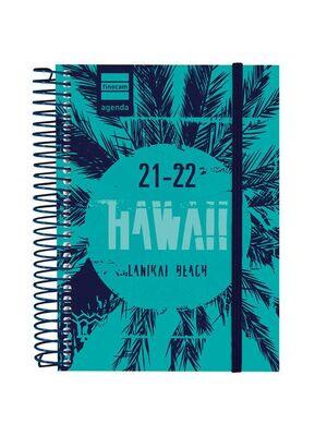 AGENDA ESCOLAR 2021-2022 FINOCAM SECUNDARIA HAWAI 8º DIA PAGINA