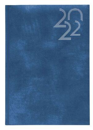 AGENDA ANUAL 2022 D07 15X21 DP 22 WALL 585 AZUL