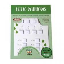 RESTAS SIN LLEVAR NIVEL 3A EDAD + 6 LITTLE WINDOWS