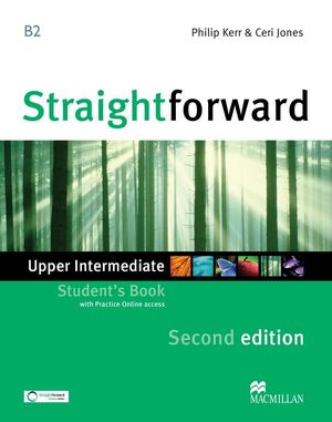 STRAIGHT FORWARD UPPERINTERMEDIATE STUDENT'S BOOK