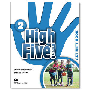 HIGH FIVE 2 ACTIVITY BOOK