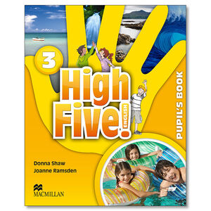 HIGH FIVE 3 PUPIL'S BOOK