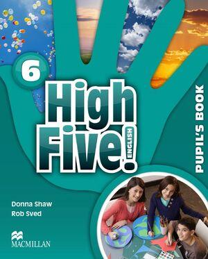 HIGH FIVE 6 PUPIL'S BOOK