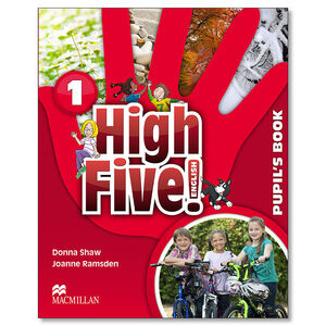 HIGH FIVE 1 PUPIL'S BOOK