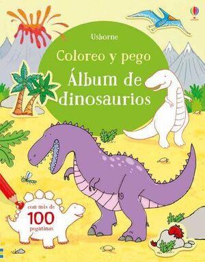 ALBUM DE DINOSAURIOS