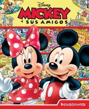 MICKEY Y SUS AMIGOS BUSCA Y ENCUENTRA