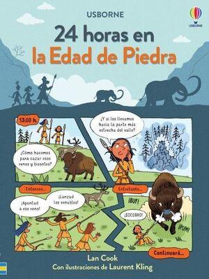 24 HORAS EN LA EDAD DE PIEDRA