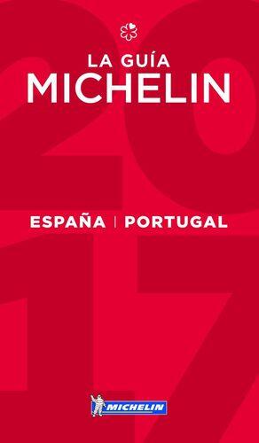 LA GUÍA MICHELIN ESPAÑA & PORTUGAL 2017