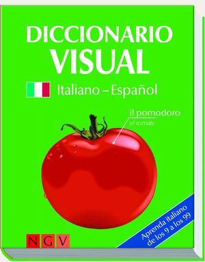 DICCIONARIO VISUAL ITALIANO-ESPAÑOL