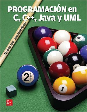 PROGRAMACION EN C, C++, JAVA Y UML