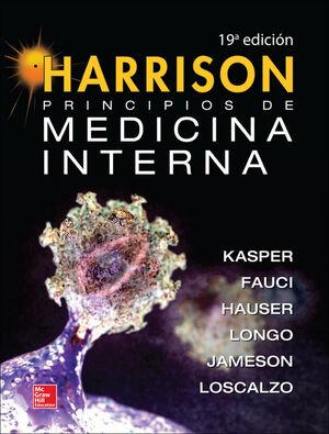 HARRISON PRINCIPIOS DE MEDICINA INTERNA VOL. 1 Y VOL. 2