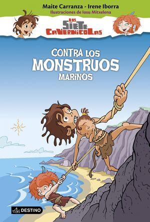 CONTRA LOS MONSTRUOS MARINOS