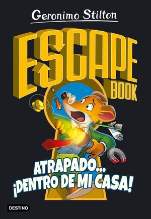 ESCAPE BOOK ATRAPADO DENTRO DE MI CASA
