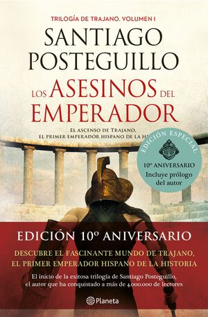 LOS ASESINOS DEL EMPERADOR EDICION ESPECIAL 10º ANIVERSARIO