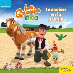 LA GRANJA DE ZENÓN INVASIÓN EN LA GRANJA