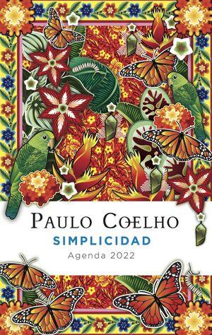 SIMPLICIDAD AGENDA PAULO COELHO 2022