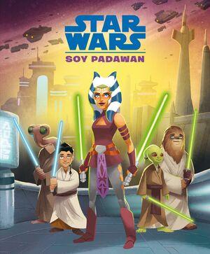 STAR WARS  SOY PADAWAN