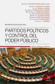 PARTIDOS POLITICOS Y CONTROL DEL PODER PUBLICO