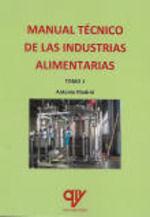 MANUAL TÉCNICO DE INDUSTRIAS ALIMENTARIAS