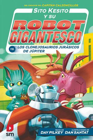 SITO KESITO Y SU ROBOT GIGANTESCO 5