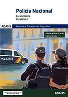 POLICIA NACIONAL ESCALA BASICA TEMARIO 2