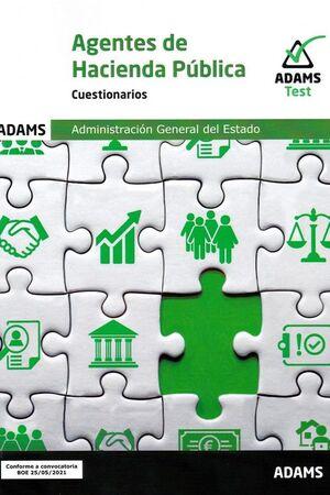 AGENTES DE HACIENDA PUBLICA CUESTIONARIOS