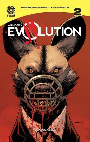 ANIMOSITY EVOLUTION Nº 02/02