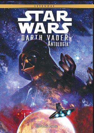 STAR WARS DARTH VADER ANTOLOGÍA