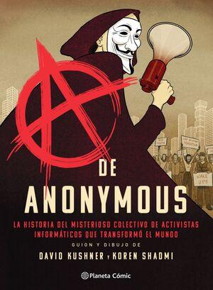 A DE ANONYMOUS