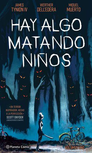 HAY ALGO MATANDO NIÑOS