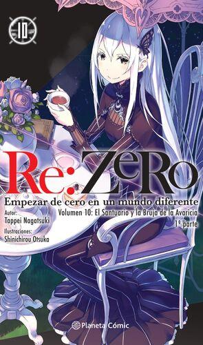 RE:ZERO Nº 10