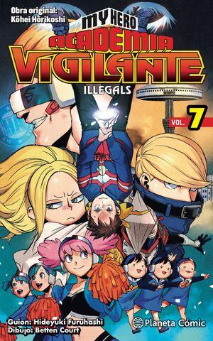 MY HERO ACADEMIA VIGILANTE ILLEGALS 7