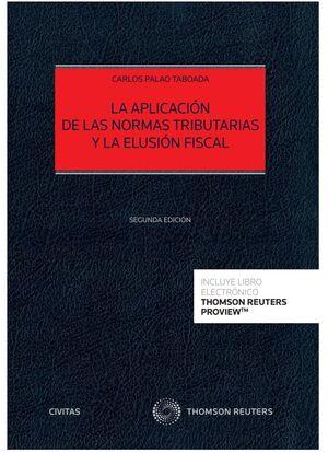 LA APLICACIÓN DE LAS NORMAS TRIBUTARIAS Y LA ELUSIÓN FISCAL (PAPE