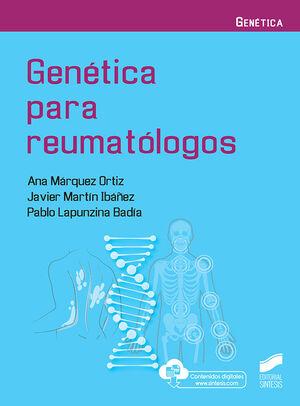 GENETICA PARA REUMATOLOGOS