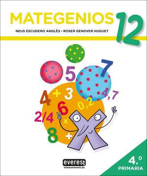 MATEGENIOS 12