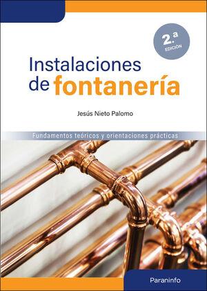INSTALACIONES DE FONTANERÍA 2.ª EDICIÓN