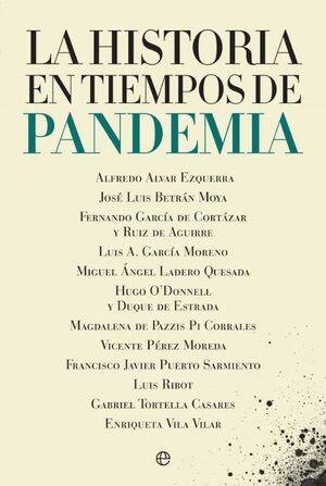 LA HISTORIA EN TIEMPOS DE PANDEMIA