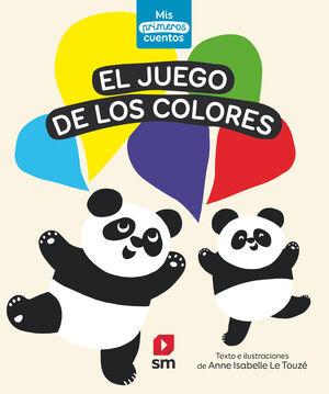 EL JUEGO DE LOS COLORES