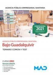 BAJO GUADALQUIVIR TEMARIO COMUN Y TEST