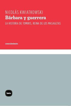 BARBARA Y GUERRERA