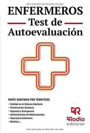 ENFERMEROS. TEST DE AUTOEVALUACIÓN
